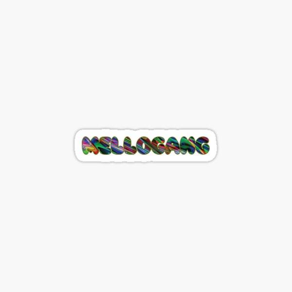 Mellogang Sticker