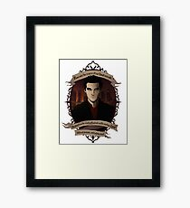 Angel - Angel/Buffy the Vampire Slayer Framed Print