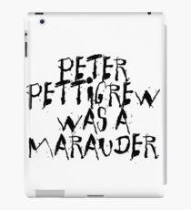 Peter Pettigrew iPad Case/Skin