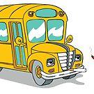 Magic School Bus by rda5301