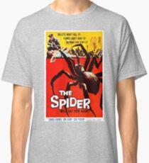 The Spider - vintage horror movie poster 1950´s Classic T-Shirt