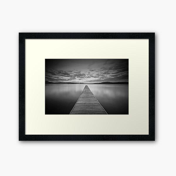 Loch Lomond- Scotland Framed Art Print