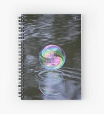 Bubble Magic Spiral Notebook