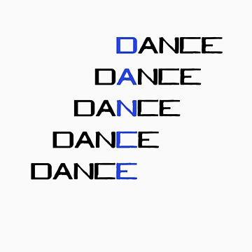 Dance dance dance! by L31GH