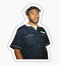 Kevin Abstract Sticker