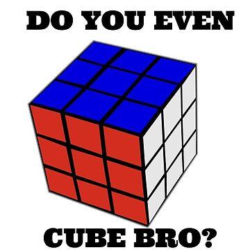 Do You Even Cube Bro? by MentosCubing