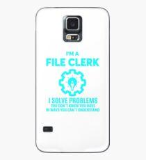 FILE CLERK - NICE DESIGN 2017 Case/Skin for Samsung Galaxy