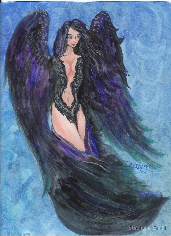 Raven Angel by Stephanie Small