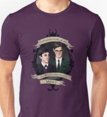 Oswald and Ed (Nygmobblepot) - Gotham Unisex T-Shirt