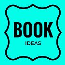 Book ideas notebook and sticker by Iwriteromance