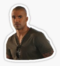 Shemar Moore Sticker