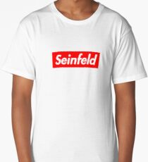 Seinfeld - Supreme Parody Long T-Shirt