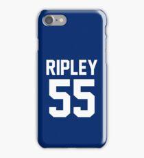 "Tom Ripley ""55"" Jersey iPhone Case/Skin"