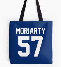 """Dean Moriarty """"57"""" Jersey Tote Bag"""