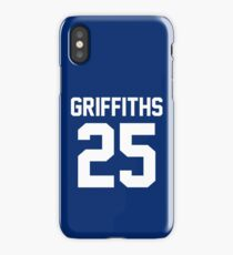 "Clyde Griffiths ""25"" Jersey iPhone Case/Skin"