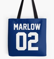 "Charlie Marlow ""02"" Jersey Tote Bag"