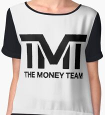 TMT | The Money Team | Floyd Money Mayweather Women's Chiffon Top