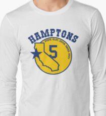 """Golden State """"Hamptons 5""""  Long Sleeve T-Shirt"""