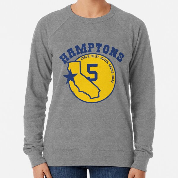 "Golden State ""Hamptons 5""  Lightweight Sweatshirt"