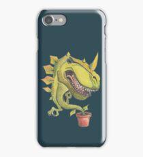 Dino-Flytrap iPhone Case/Skin