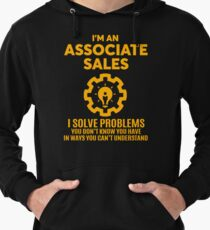 ASSOCIATE SALES - NICE DESIGN 2017 Lightweight Hoodie