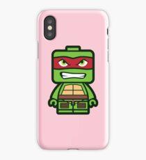 Chibi Raphael Ninja Turtle iPhone Case/Skin