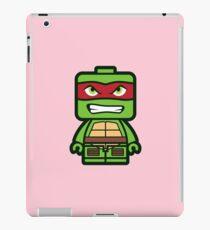 Chibi Raphael Ninja Turtle iPad Case/Skin