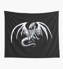 Blue-Eyes Ultimate Dragon Tapestry