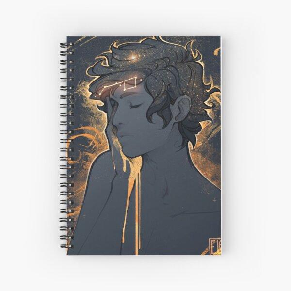 Star Catcher Spiral Notebook