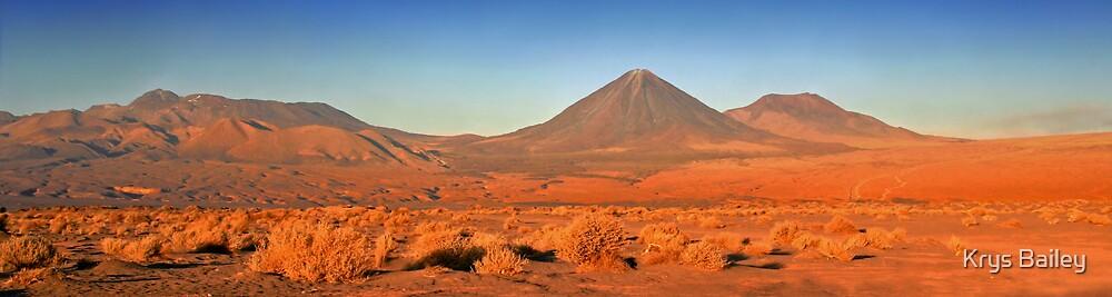 Atacama Sunset by Krys Bailey