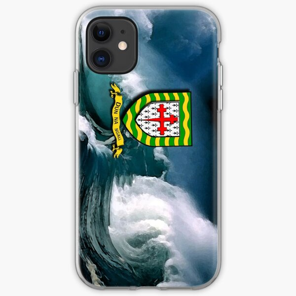 Up Donegal  iPhone Soft Case