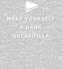 Make yourself a dang quesadilla Kids Pullover Hoodie