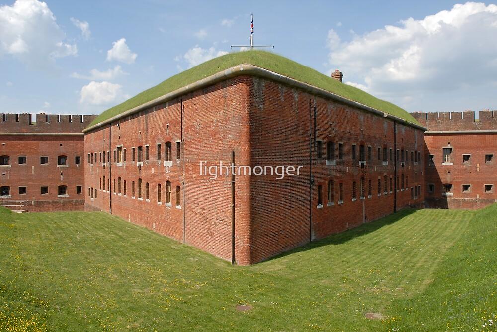 Fort Nelson by lightmonger