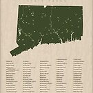 Connecticut Parks by FinlayMcNevin