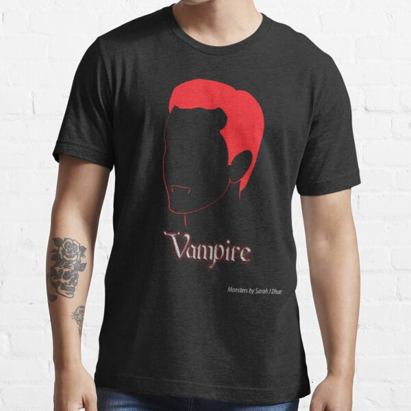 Monsters - Vampire Essential T-Shirt