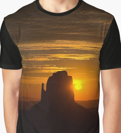 The Earth Awakes Graphic T-Shirt