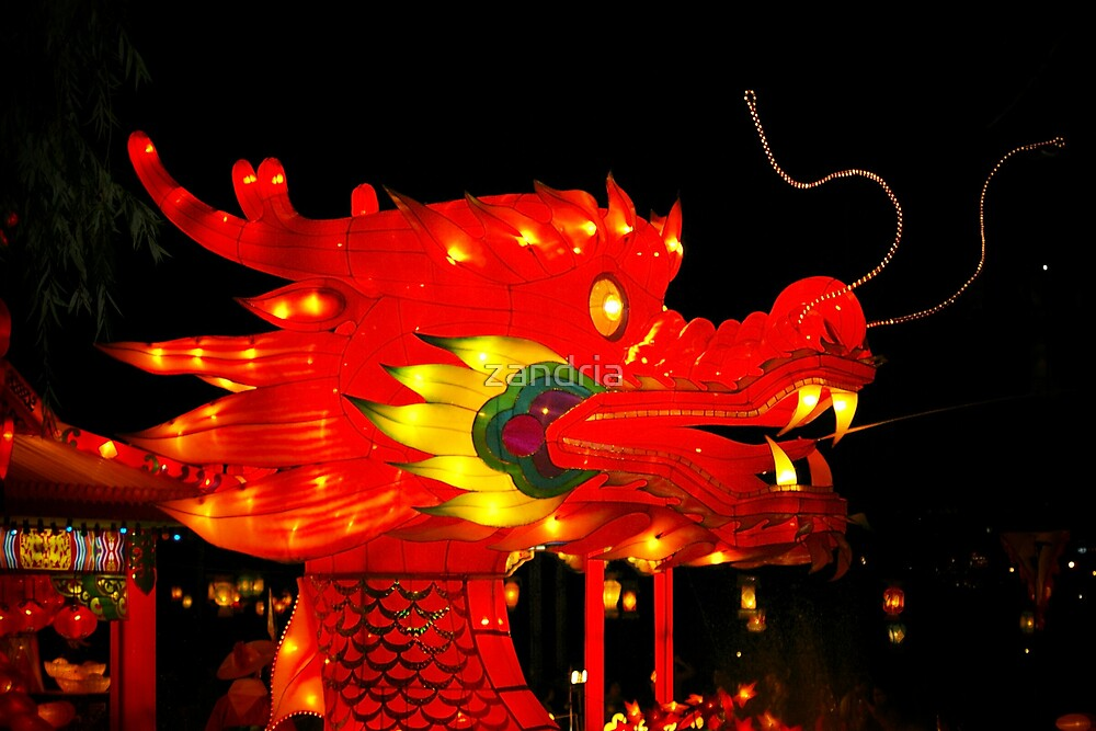 Dragon's Head by zandria