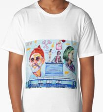 Wes Anderson Collection II Long T-Shirt