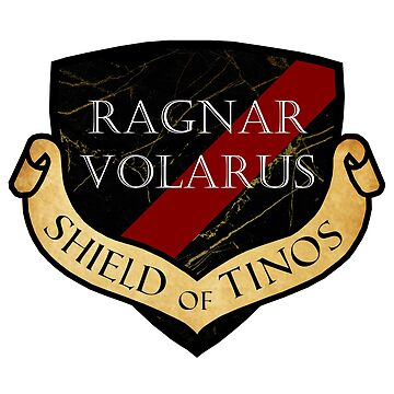 Ragnar Volarus - The Shield of Tinos by xsnlrocks21x