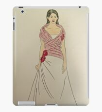 Wedding Dress No 2 iPad Case/Skin
