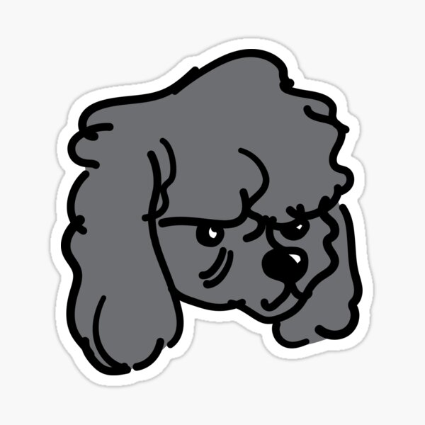 Better to be a live dog than a dead lion Sticker