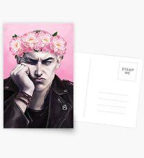 Flower crown Ronan Postcards