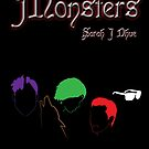 Monsters cover by SarahJDhue
