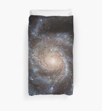 Spiralgalaxie (M101) Bettbezug