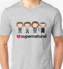 Love Supernatural - 1 T-Shirt