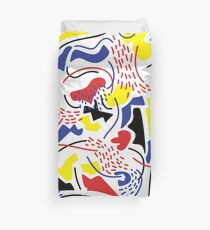 Primary Color Duvet Cover
