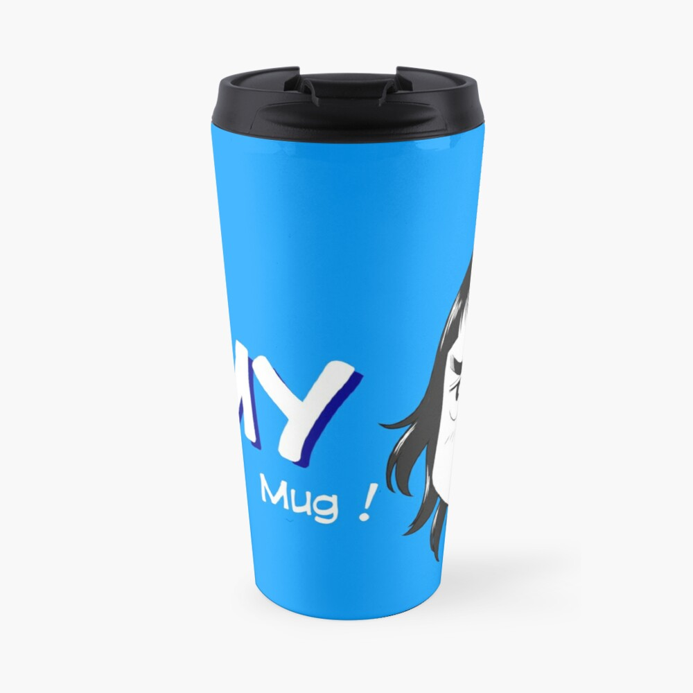 Mug isotherme « 8-OPTIONS.COM - EN - MY MUG - BLUE - 10$ for the Authors»