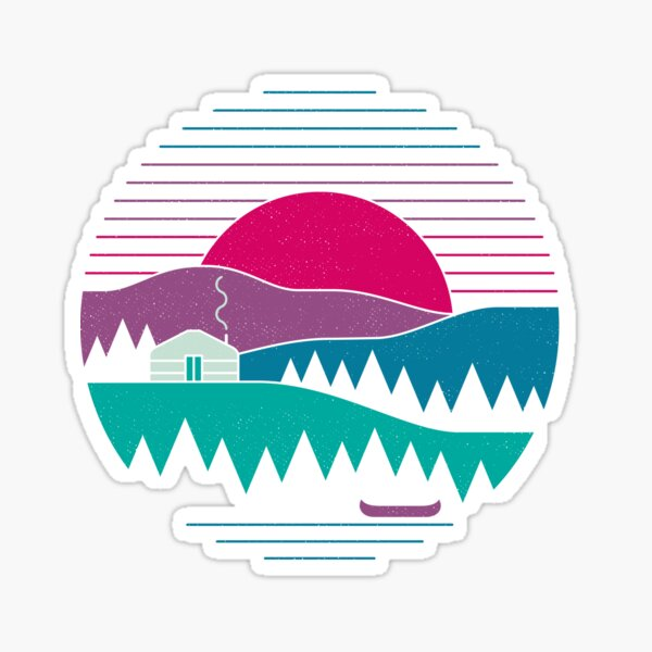 Back to Basics Sticker