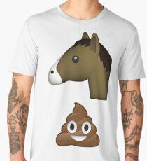 Horse Shit Men's Premium T-Shirt