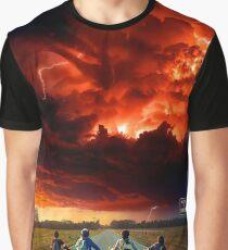 STRANGER THINGS SEASON TWO Graphic T-Shirt